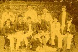 1891 Cricket 1st