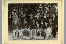 1897 Cricket 1st
