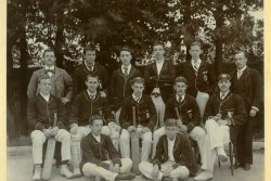 1897 Cricket