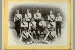 1897 Football 2nd