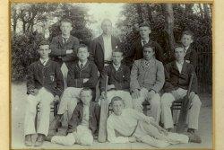 1898 Cricket 2nd