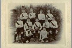 1898 Football 2nd