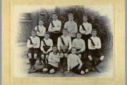 1898 Football 3rd