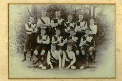 1899 Football 3rd