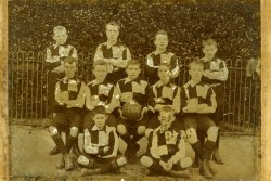 1900 Football 4th