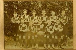 1901 Football 2nd