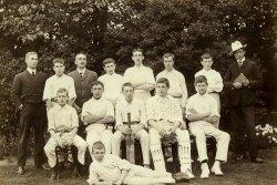 1902 Cricket