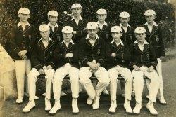 [250] 1932 Cricket 1st XI