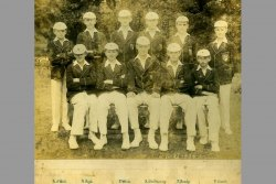 [255] 1934 Cricket 1st XI with names