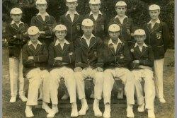 [256] 1934 Cricket 1st XI