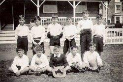 [265] 1939 Junior Cricket Team