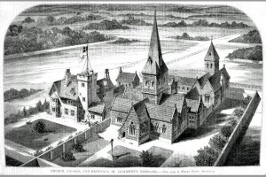 Ramsgate - College Drawings from the 19th Century