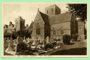Ramsgate - St Augustines's Abbey Church (1920s)