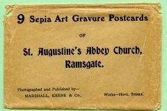 Postcards Envelope