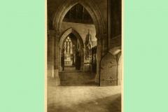 South Aisle and Lady Chapel