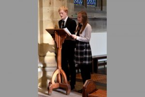 St Augustines Abbey Chilworth and Recent OA Events - World War One Remembrance - Nov 2014