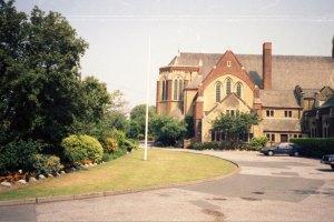 Westgate Abbey School - College Building - July 1995